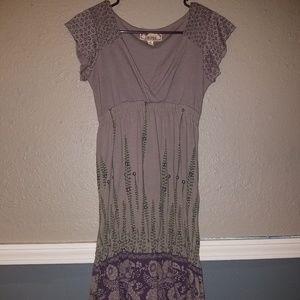 Decree Hobo Maxi style dress